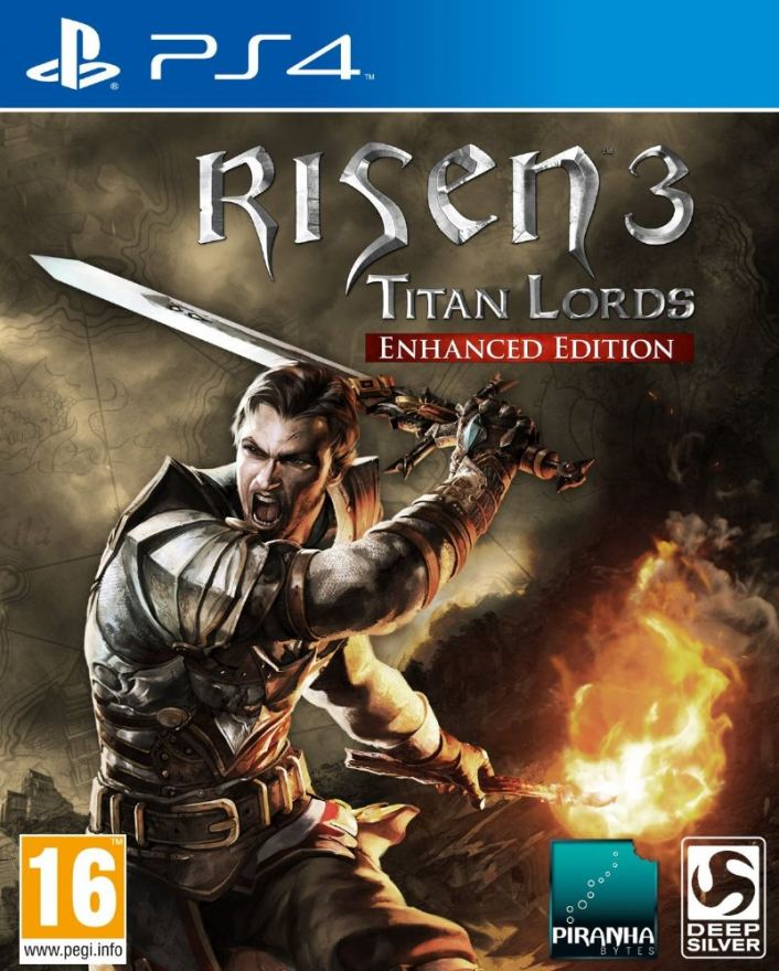 Игра Risen 3 Titan Lords (PS4)