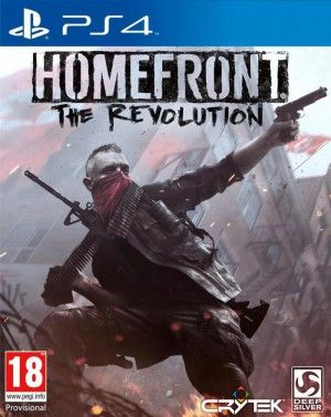 Игра Homefront The Revolution (PS4)