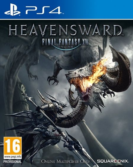 Игра Final Fantasy XIV Online Heavensward (PS4)