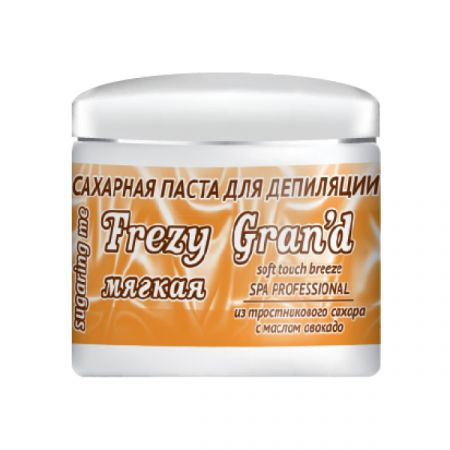 Сахарная паста для депиляции FREZY GRAND - мягкая (400 гр)