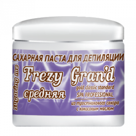 Сахарная паста для депиляции FREZY GRAND - средняя (400 гр)