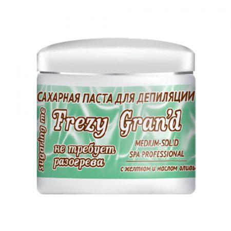 Сахарная паста для депиляции FREZY GRAND - не требует разогрева-средне-плотная (750 гр)