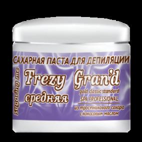 Сахарная паста для депиляции FREZY GRAND - средняя (1500 гр)