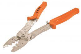 Инструмент для зачистки и обрезки проводов TRUPER PE-CA-10 17358