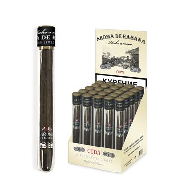 Сигариллы Aroma de Habana Cuba