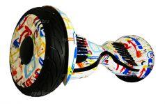 Гироскутер Smart Balance PRO PREMIUM 10.5 V1 (+AUTOBALANCE, +MOBILE APP) Граффити