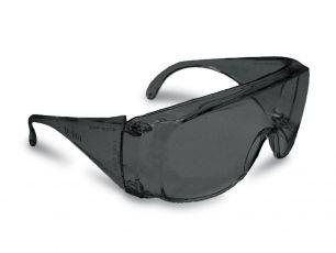 Защитные очки черные TRUPER LEN-SN 14253