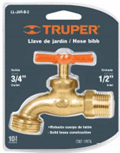 Кран сливной TRUPER LL-JAR-B-2 13147