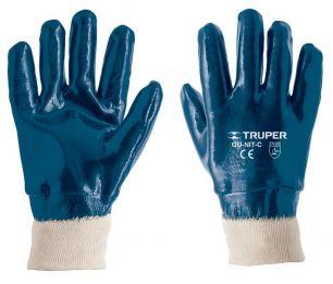 Перчатки рабочие, нитрил TRUPER GU-NIT-C 15244