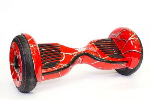 Гироскутер Smart Balance PRO PREMIUM 10.5 V2 + APP + Самобаланс Человек-паук