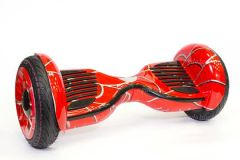 Гироскутер Smart Balance PRO PREMIUM 10.5 V1 (+AUTOBALANCE, +MOBILE APP) Человек-паук