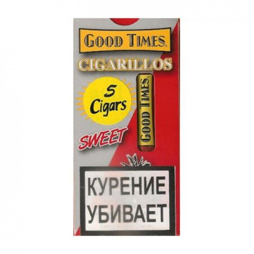 Сигариллы Good Times cigarillos Sweet