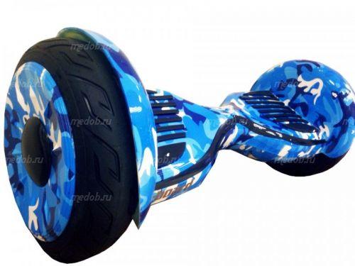 Гироскутер Smart Balance PRO PREMIUM 10.5 V2 + APP + Самобаланс (Камуфляж синий)
