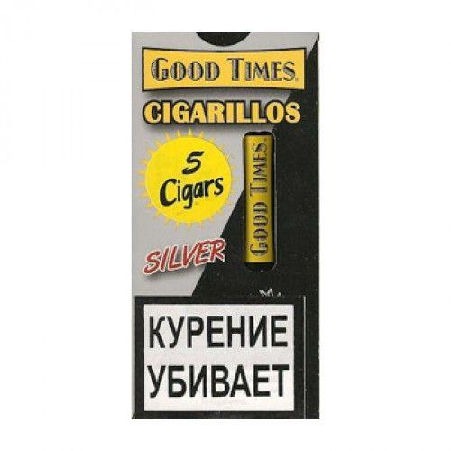 Сигариллы Good Times cigarillos Silver