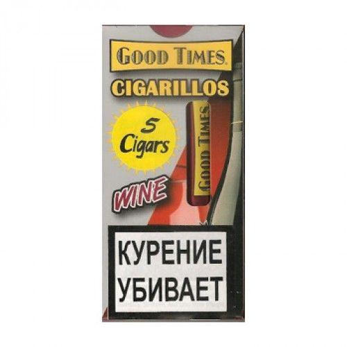 Сигариллы Good Times cigarillos Wine
