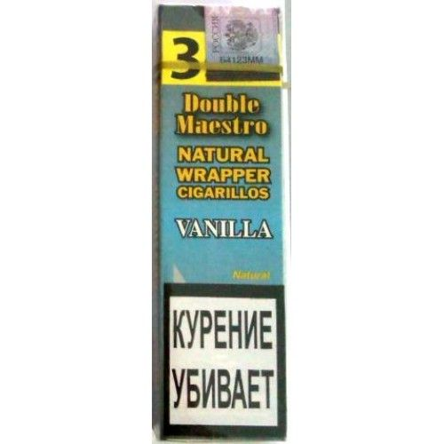 Сигариллы Good times Dauble maestro Vanilla