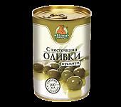 """Оливки с косточкой """"Медведь любимый"""" ж/б 300мл"""