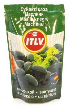 Маслины черные с/к  (дой-пак) 170мл