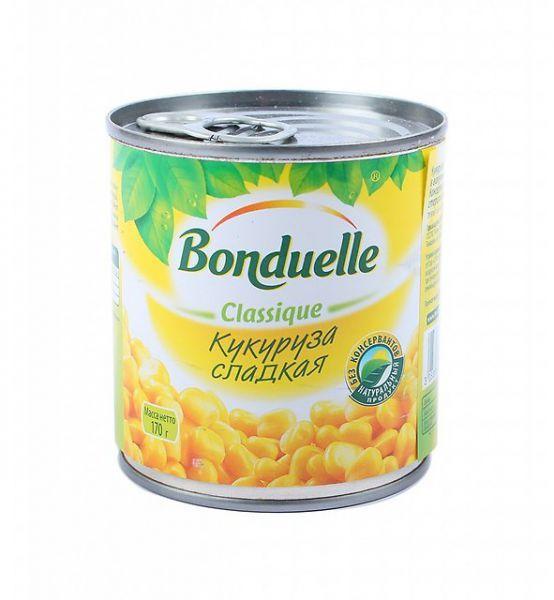 """Кукуруза """"Бондюэль"""" 212мл"""