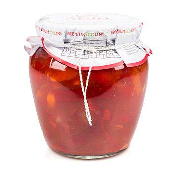 Лечо с овощами Ассорти стерил ст/б 550мл (Амфора)