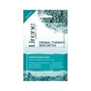 LIRENE Маска минеральная глиняная для глубокого очищения кожи Dermal Therapy Skin Detox