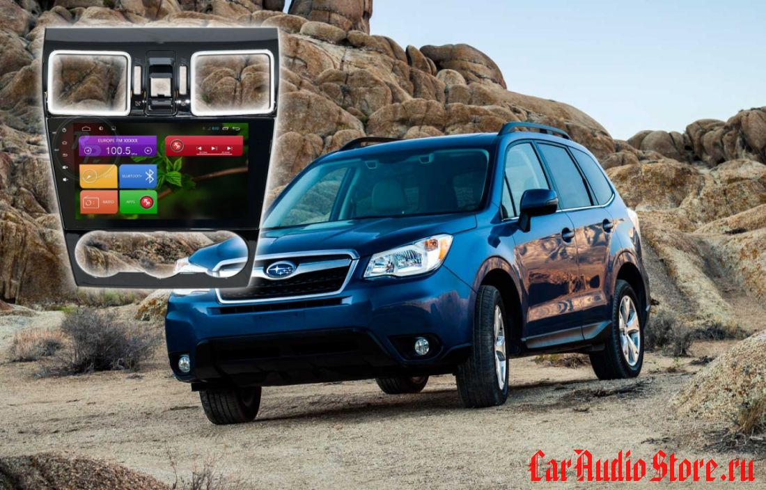 Redpower 21263B IPS Subaru Forester (2015+)