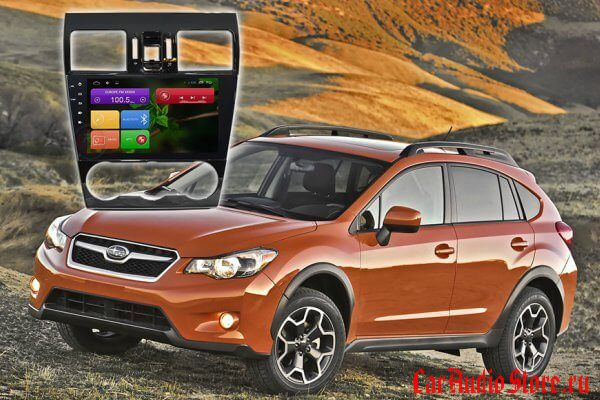 Redpower 21362B IPS Subaru Forester/XV (2010-2014)