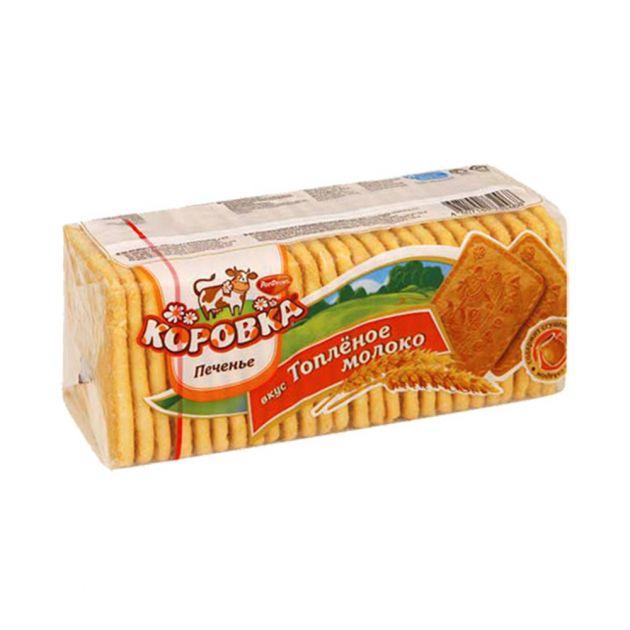 Печенье Коровка вкус топленое молоко 375