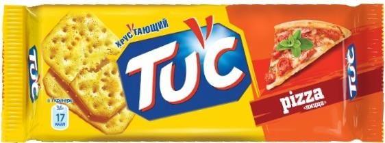 Крекер TUK пицца 100г