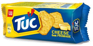 Крекер TUK с сыром 100г