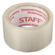 Скотч 50*66 40мкм STAFF Эконом прозрачный/36 440082