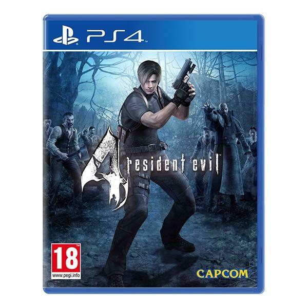 Игра Resident Evil 4 (PS4)