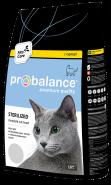 ProBalance Sterilized Корм сухой для кастрированных котов и стерилизованных кошек (1,8 кг)
