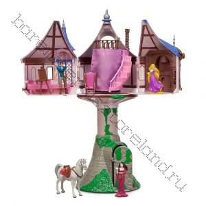 Башня принцессы Рапунцель Дисней