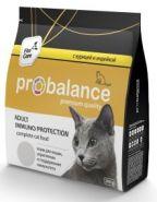 ProBalance Adult Immuno Protection Корм сухой для взрослых кошек (курица/индейка) (400 г)
