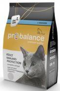 ProBalance Adult Immuno Protection Корм сухой для взрослых кошек, с лососем (400 г)