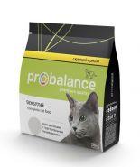ProBalance Sensitive Корм сухой для взрослых кошек с чувствительным пищеварением, с курицей и рисом (400 г)