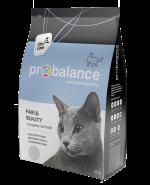 ProBalance Sterilized Корм сухой для кастрированных котов и стерилизованных кошек (400 г)