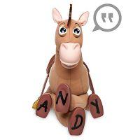 Конь Буллзай говорящая игрушка Дисней из мультфильма История игрушек
