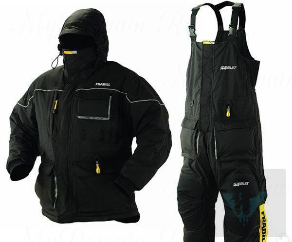 Костюм зимний Frabill IceSuit Jacket & Bib размер L