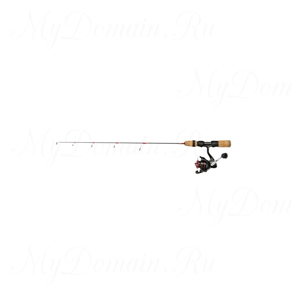"Комплект Frabill Bro Series Spinning Reel Combo 28""/70см. ML Walley Jigging"