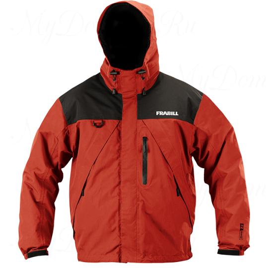 Куртка штормовая Frabill F2 Surge RainSuit Jacket Red размер M