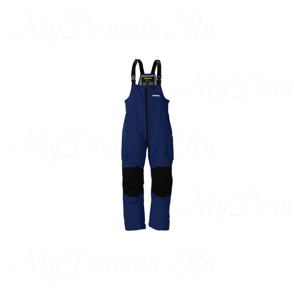 Полукомбинезон Frabill F3 Gale RainSuit Bib Navy Blue размер M