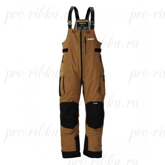 Полукомбинезон Frabill FXE Storm Suit Bib Terra Tan размер 3XL