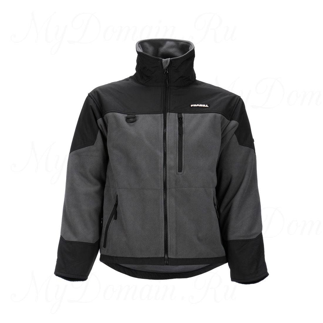 Куртка флисовая Frabill FXE WINDPROOF FLEECE Jacket размер M