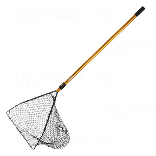 """Подсак Frabill Hiber-Net 40"""" убирающийся, обруч 18x18"""", глуб. 22"""", ячейка 1"""""""
