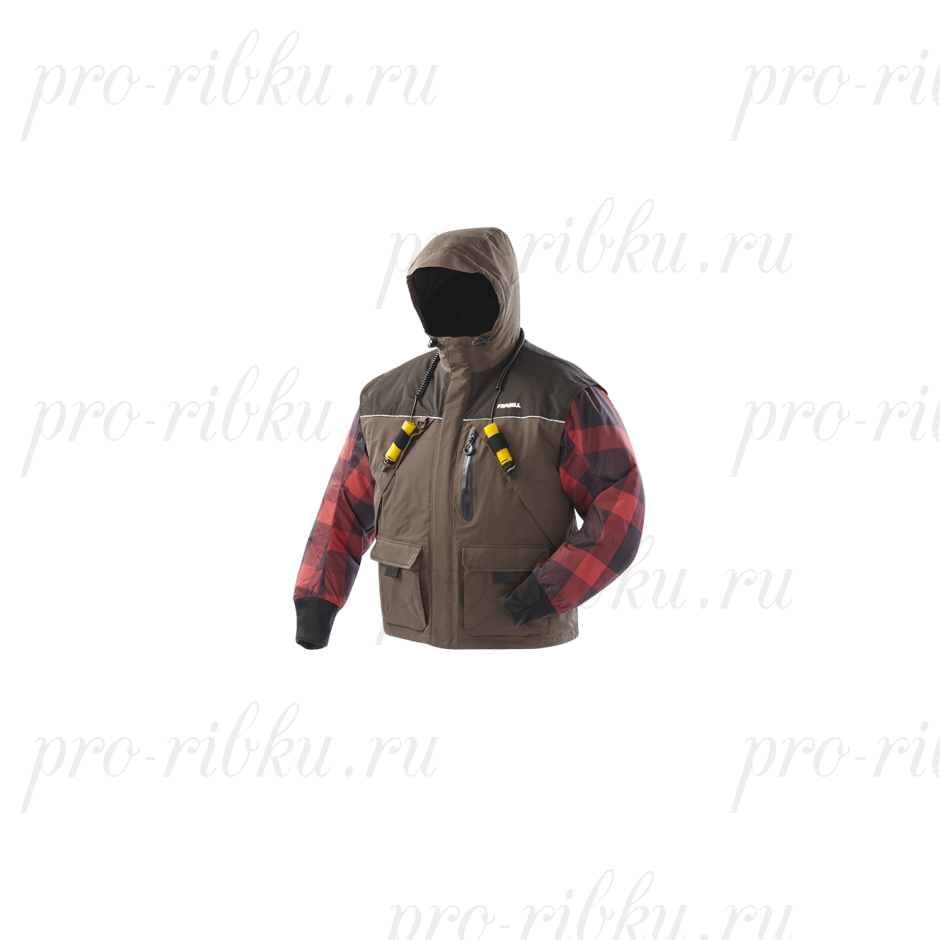 Куртка зимняя Frabill I3 Jacket Woodsman размер 2XL