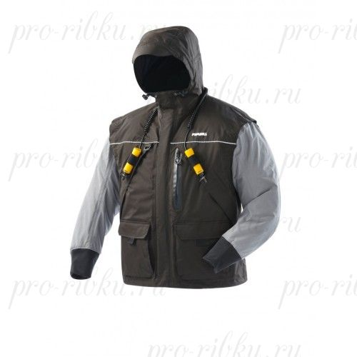 Куртка зимняя Frabill I2 Jacket Black размер XL