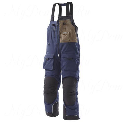 Полукомбинезон зимний Frabill I4 Bib Dark Blue размер XL