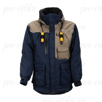 Куртка зимняя Frabill I4 Jacket Dark Blue размер 3XL
